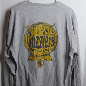 American Eagle Guzzlers Wood Cask Craft Beer Large
